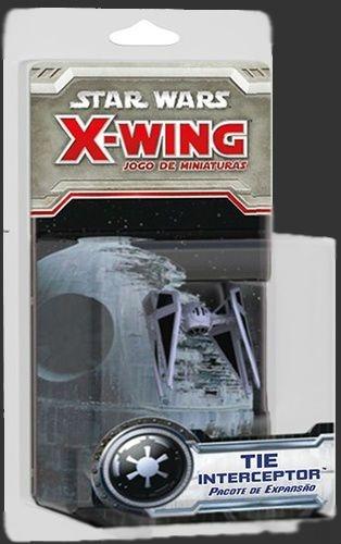 Star Wars X-Wing (Expansão) - Tie Interceptor