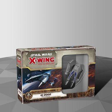 Star Wars X-Wing (Expansão) - IG-2000