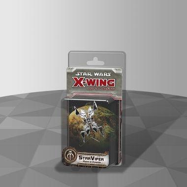 Star Wars X-Wing (Expansão) - Starviper