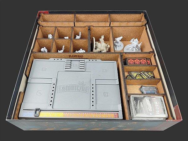 Organizador (Insert) para Zombicide Black Ops