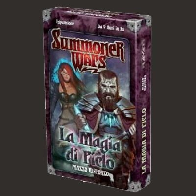 Summoner Wars - Magia de Piclos - Pacote de Reforços