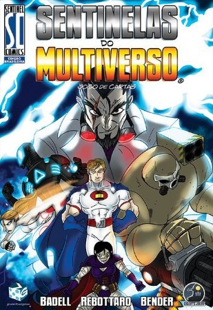 Sentinelas do Multiverso