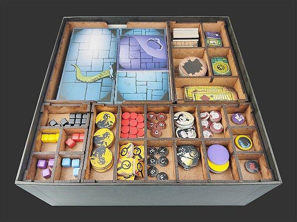 Organizador (insert) para Hellboy: The Board Game