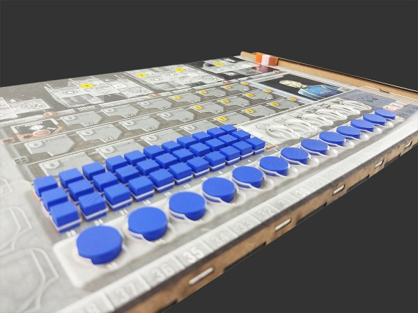 Kit Dashboard para Eclipse (6 unidades) - SEM CASE