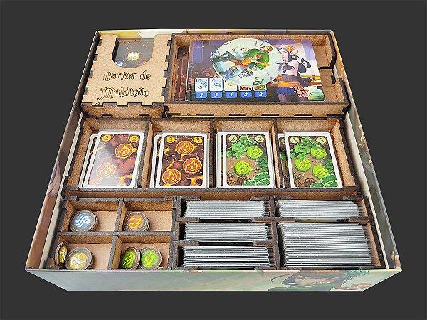 Organizador (insert) para The Big Book of Madness