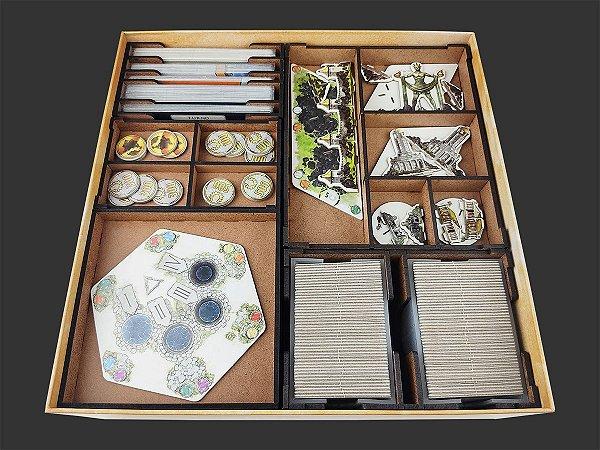 Organizador (insert) para Dominations