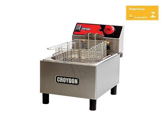 Fritador Elétrico 4,5Lts 127V - CROYDON
