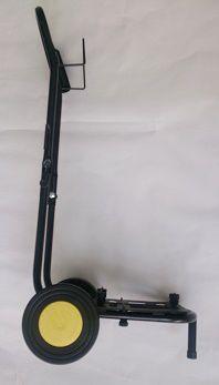 Carrinho transporte p/ lavadora HD 585 preto