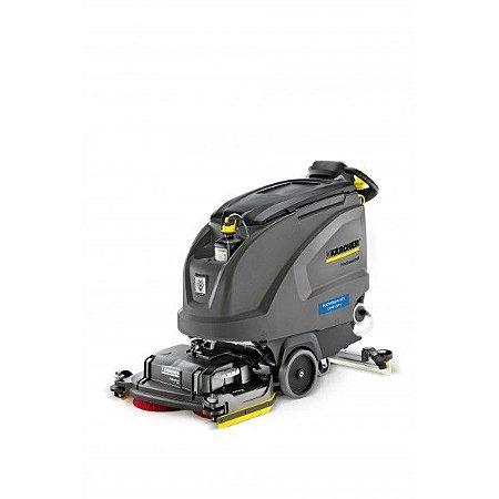 Lavadora e Secadora de Pisos Karcher B 60 W - D 55 Bateria