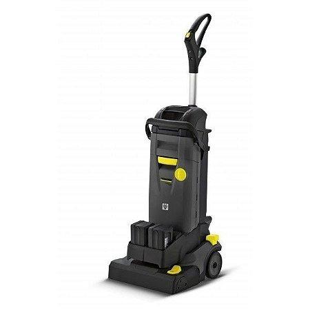 Lavadora e Secadora de Pisos Karcher BR 30/4 C Bateria