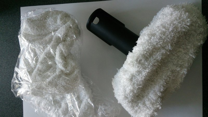 Conjunto Panos com elastico p/ limpadora a vapor