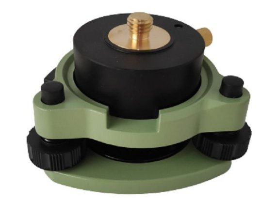 Kit Base Nivelante com adaptador e prumo ótico