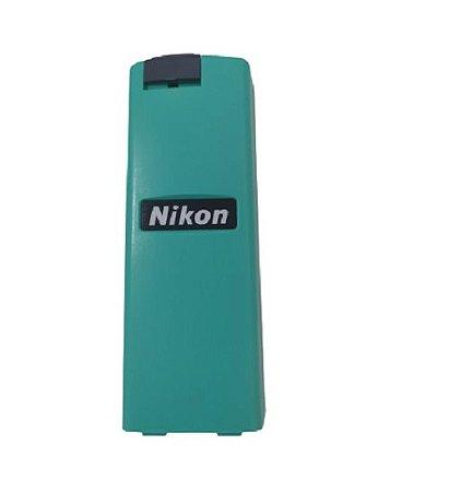 Bateria modelo BC-65, 6 V para Estação Total Nikon