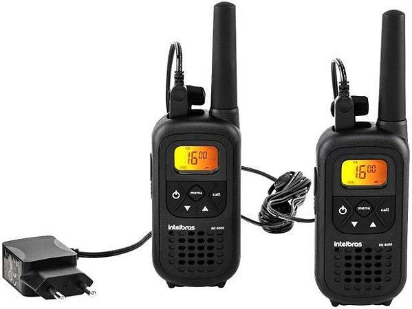 Rádio Comunicador Intelbras Rc4000