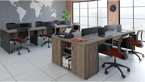 Plataforma de trabalho A2 Office