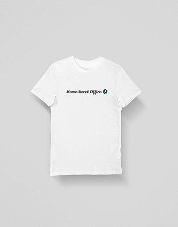 Camiseta Home Office - Branca