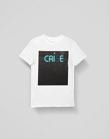 Camiseta Crie - Branca