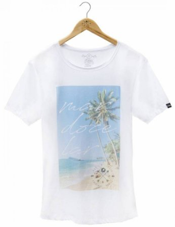 Camiseta Mar Doce Lar