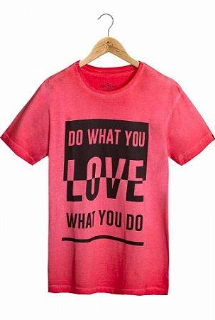 Camiseta Love