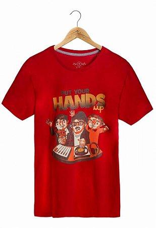 Camiseta Put Your Hands Up
