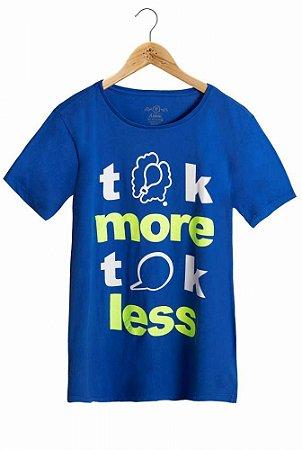 Camiseta Think More
