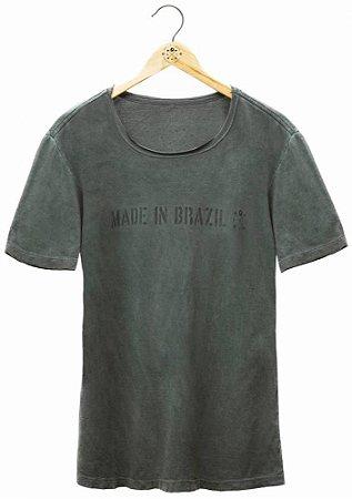 Camiseta Made In Brazil