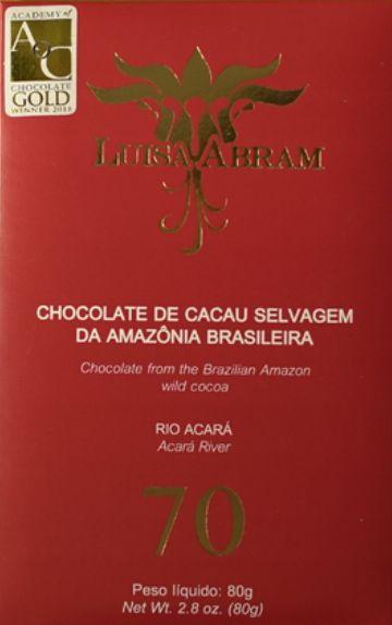 Barra Rio Acará 70% Cacau