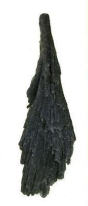 Pingente de Pedra Vassoura de Bruxa