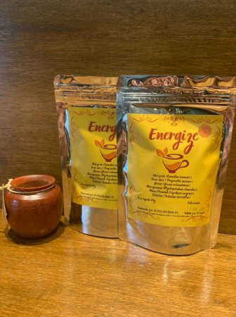 ENERGIZE - chá 80g