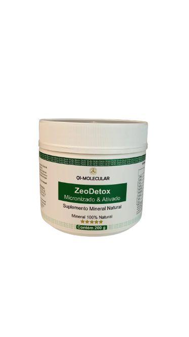 Zeólita ZeoDetox -  Pó 200g