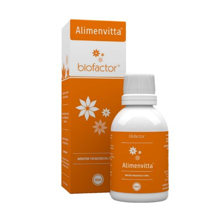 Alimenvitta - 50ml Linha Biofactor