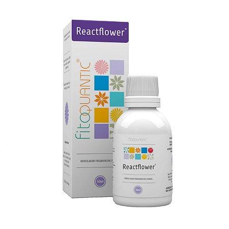 Reactflower - 100g Linha Fitoquântic