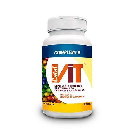 Complexo B - Suplemento Vitamínico 90 Cáps.