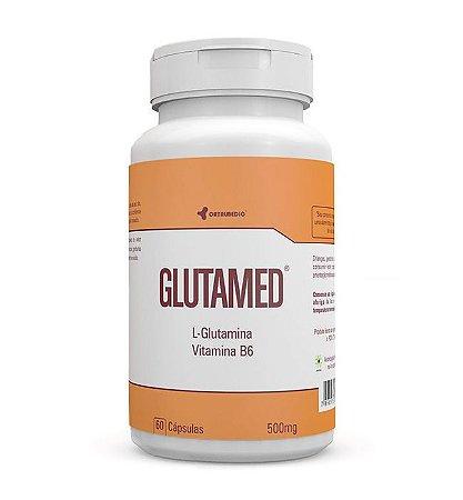 Glutamed - Suplemento Alimentar 60 Cáps.