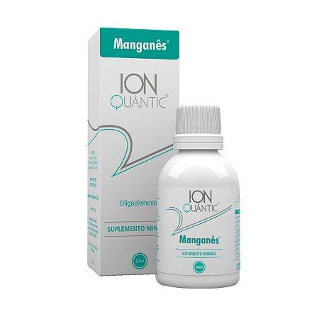Manganês - 50ml Linha Oligoelementos