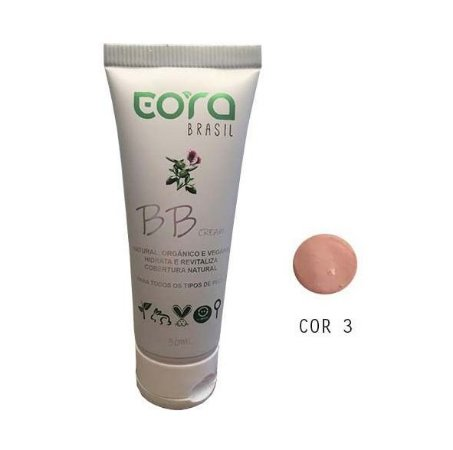 BB Cream Cor 3 - 30ml Eora