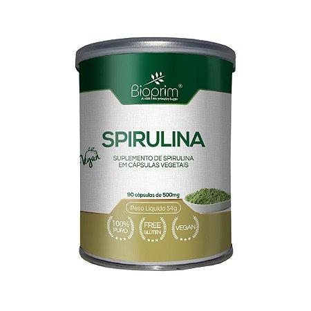 Spirulina - 90 Cáps Biorpim