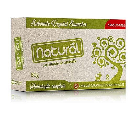 Sabonete Natural - Camomila 80g