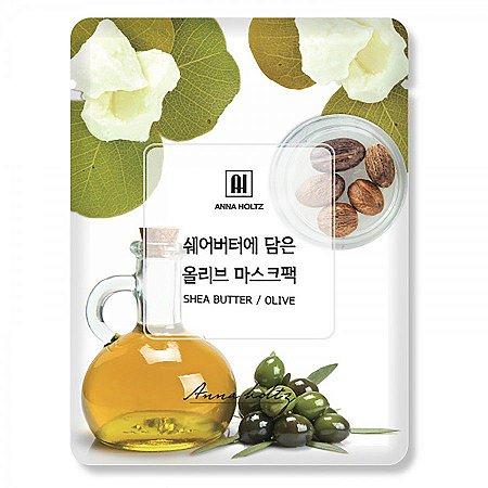 Máscara Facial - Shea Butter & Olive 25ml