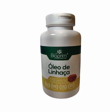 Óleo de Linhaça - 30 Cáps Bioprim