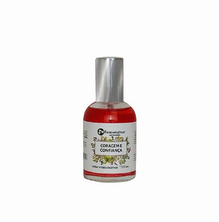 Spray Coragem e Confiança - Fitoenergética  60ml