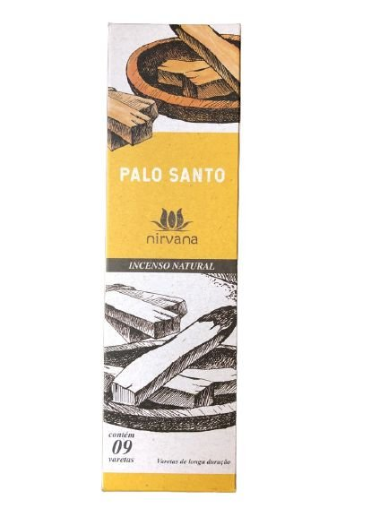 Incenso Natural Nirvana Palo Santo
