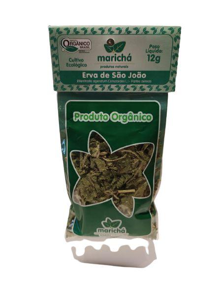 Chá Orgânico: Erva de São João