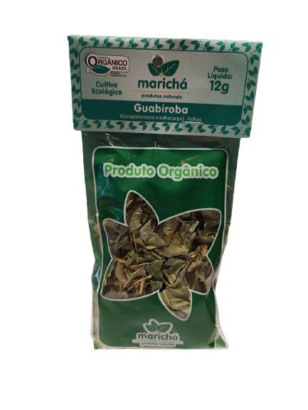Chá Orgânico: Guabiroba