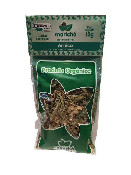 Chá Orgânico: Arnica