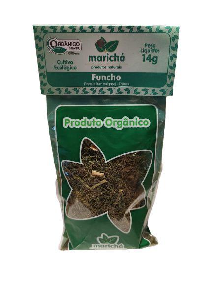 Chá Orgânico: Funcho Folha