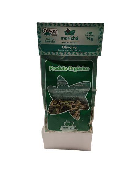 Chá Orgânico: Oliveira