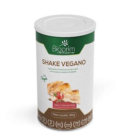 Shake Vegano - Sabor Torta de Maçã