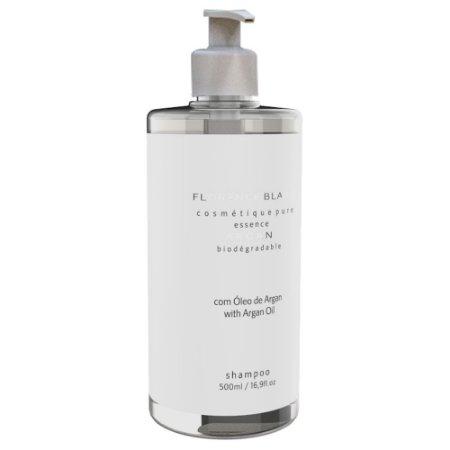 Shampoo Blanc 500ml com óleo de argan