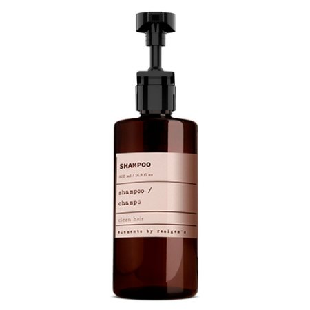 Shampoo Elements 500ml para Dispenser com válvula profissional